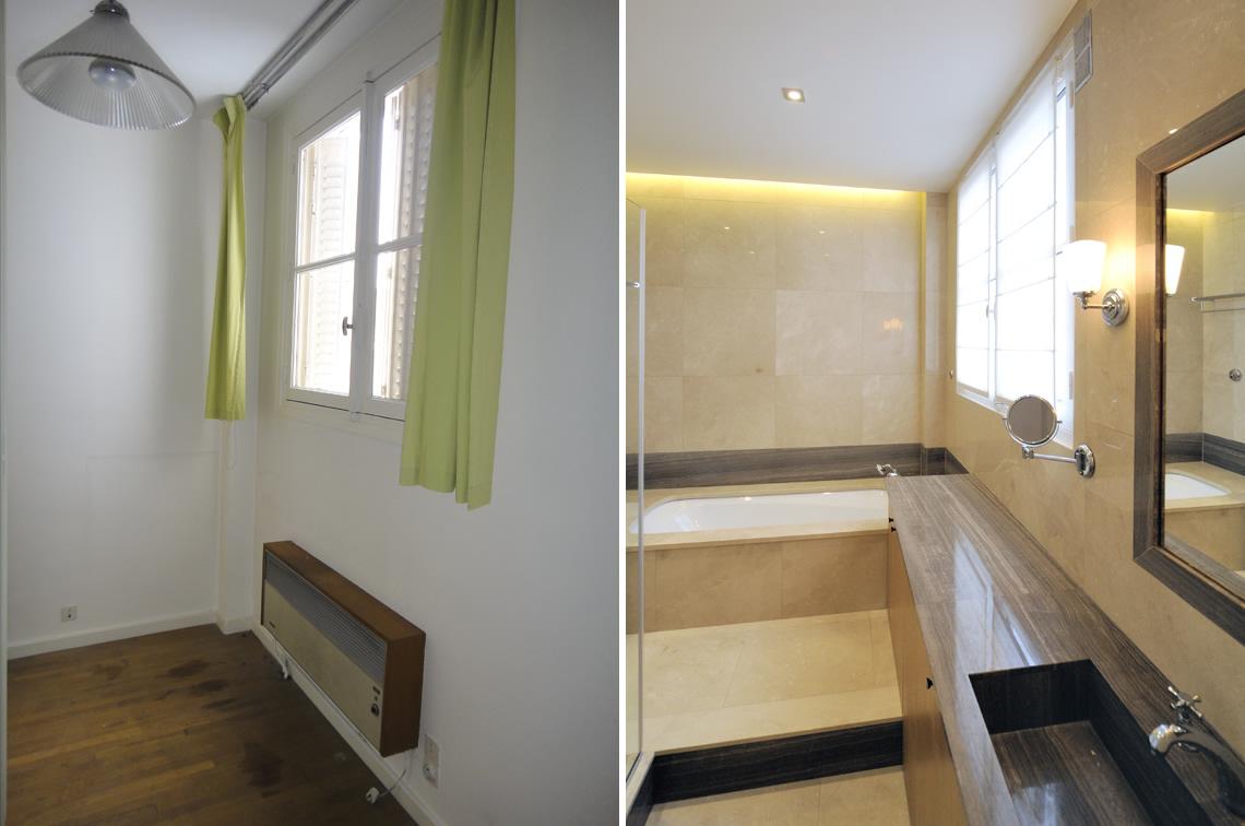 Photos de r alisations d 39 un d corateur d 39 int rieur qui for Deco appartement 42m2