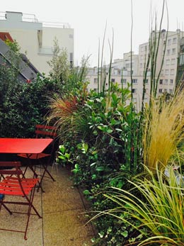 un jardinier paysagiste am nage votre jardin terrasse balcon paris. Black Bedroom Furniture Sets. Home Design Ideas