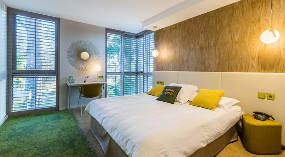 Modernisation et rénovation d'un hôtel 3 étoiles par un architecte d'intérieur