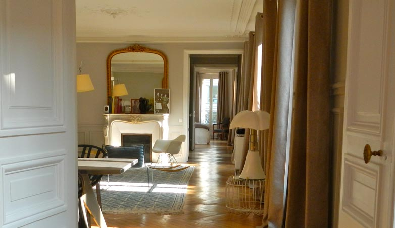 D corateur et d coration d int rieur paris cr ateurs d for Decoration interieur appartement