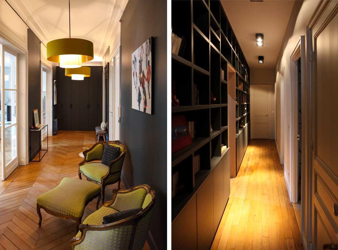 Moderniser Une Salle A Manger moderniser un appartement haussmannien vétuste | créateurs d