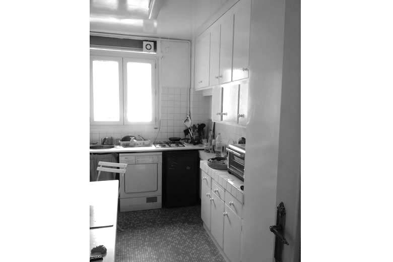 optimiser l 39 espace d 39 un appartement 3 pi ces des ann es 70 paris. Black Bedroom Furniture Sets. Home Design Ideas