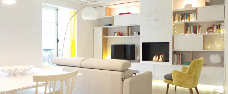 D corateur et d coration d int rieur paris for Decoration amenagement interieur