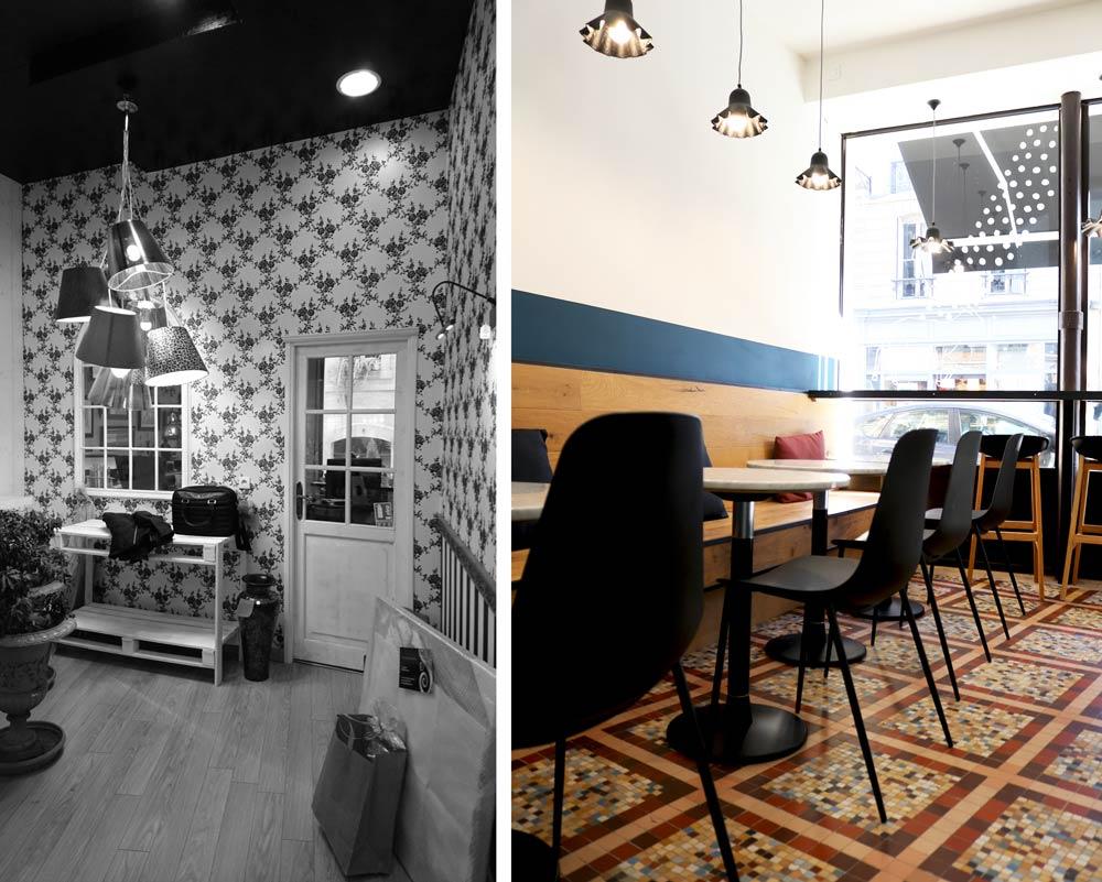 Projet d'architecture commerciale : aménagement d'une boulangerie
