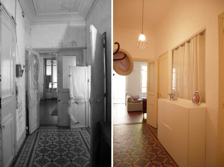 renovation appartement 1900