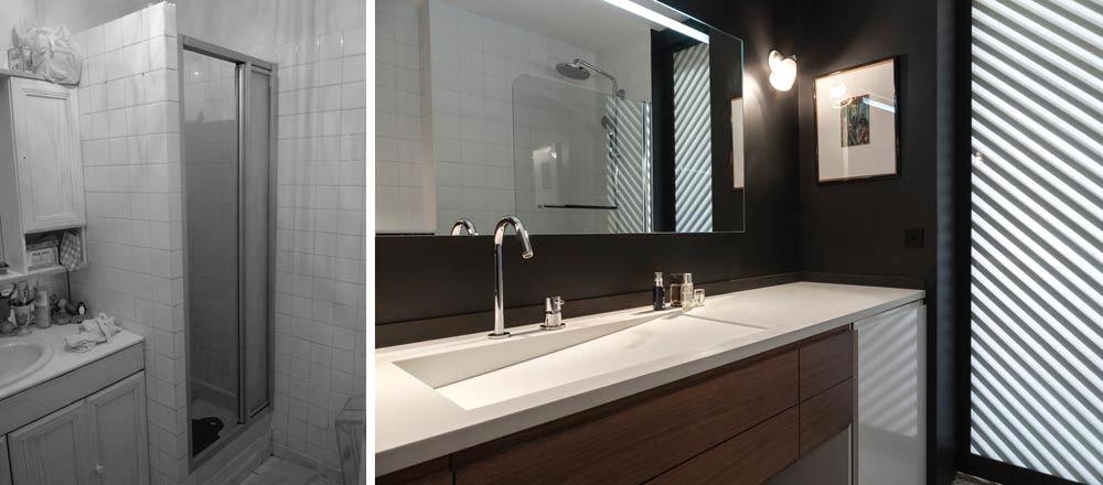 Renovation D Un Appartement 3 Pieces Par Un Architecte D