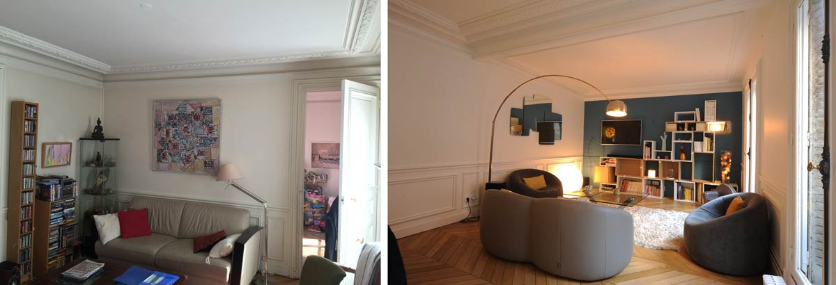 amenagement appartement interieur