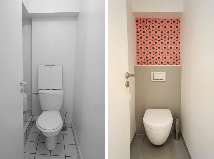 Aménagement d\'un appartement contemporain 4 pièces 85m2