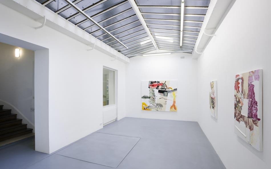 Architecture commerciale : rénovation d'une galerie d'art contemporain