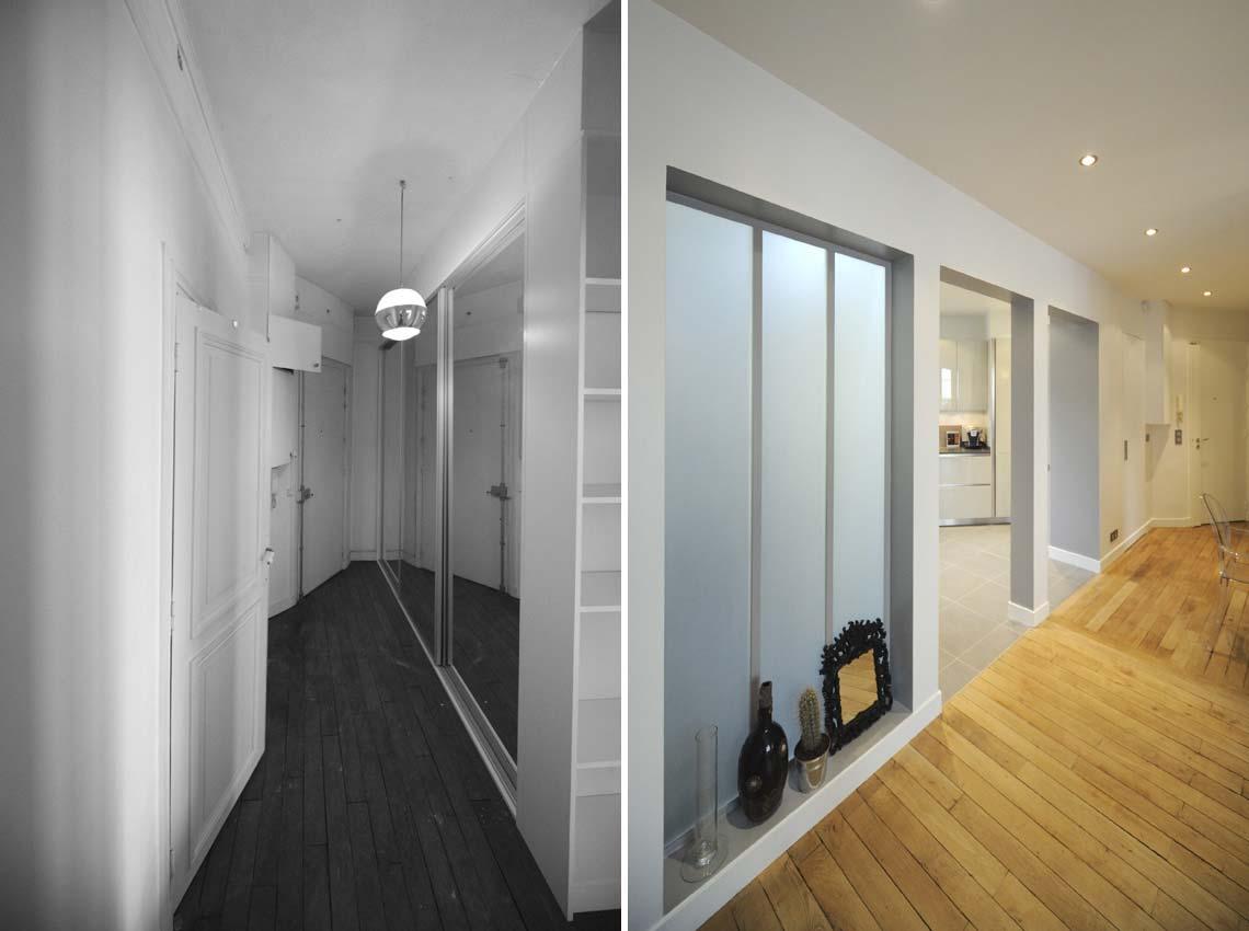 Aménagement d'un séjour dans un appartement de 3 pièces
