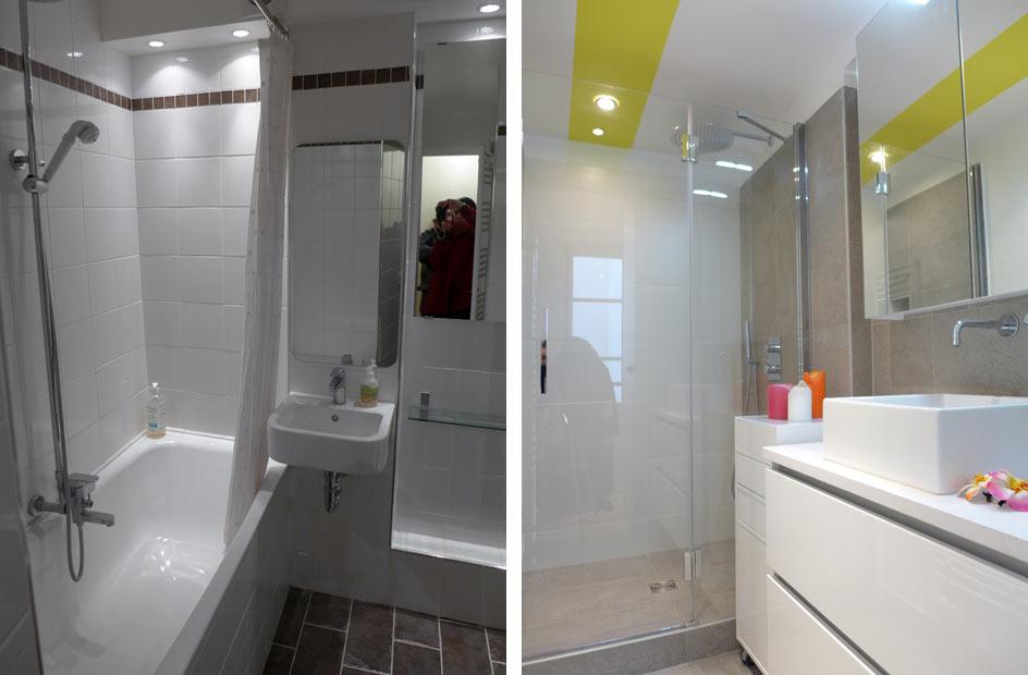 rnovation dune salle de bain par un architecte dintrieur paris
