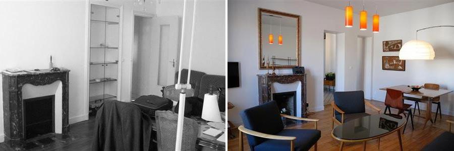 Rénovation Complète D Un Appartement 3 Pièces 60m2 Photos