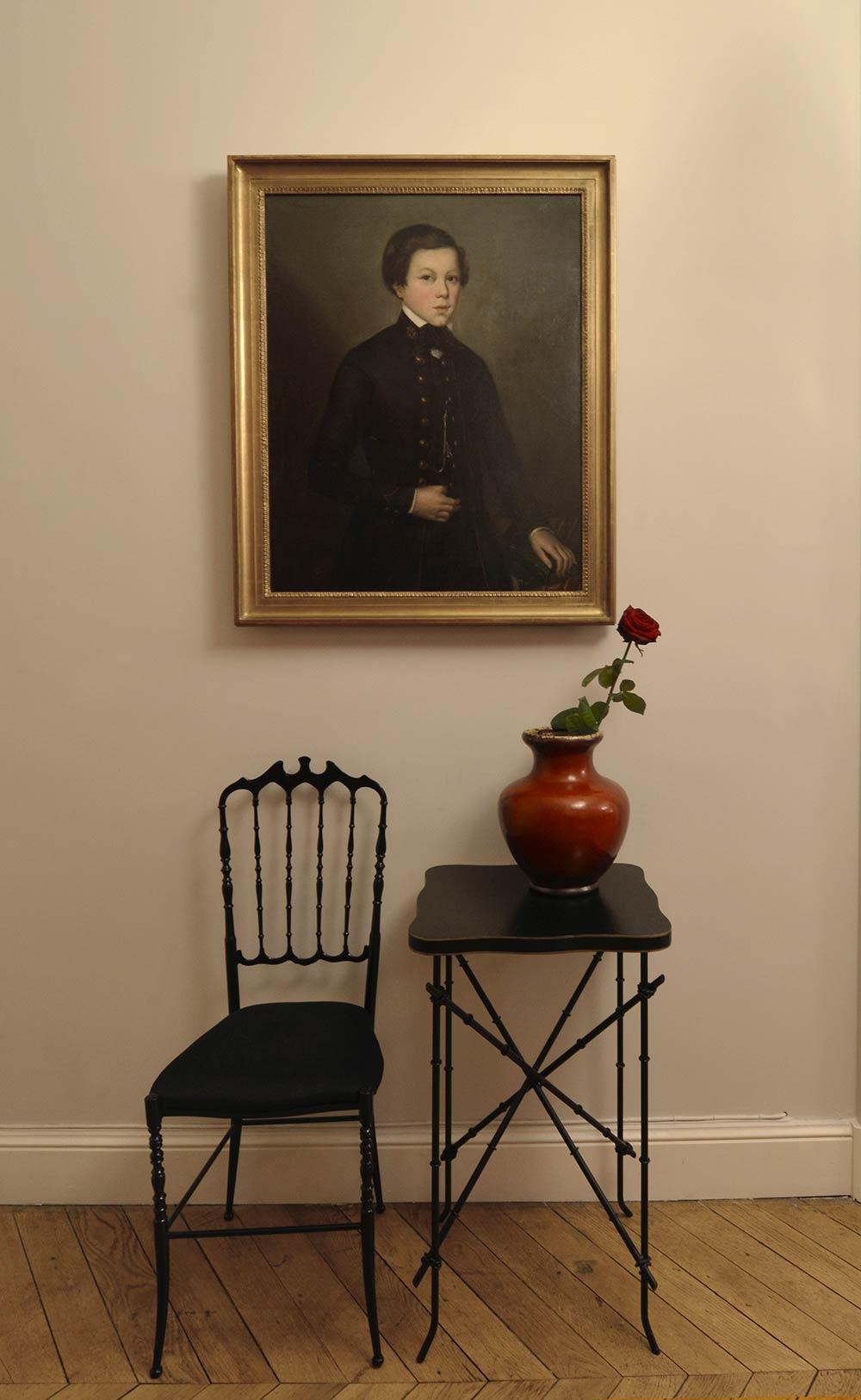 appartement haussmannien de 220m2 d coration d 39 int rieur paris. Black Bedroom Furniture Sets. Home Design Ideas