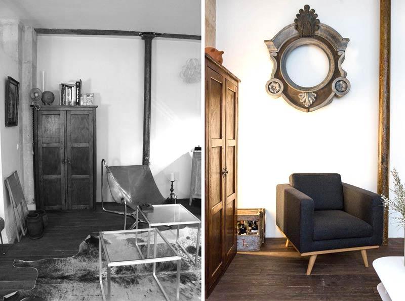 Décoration d'intérieur d'une salle de séjour