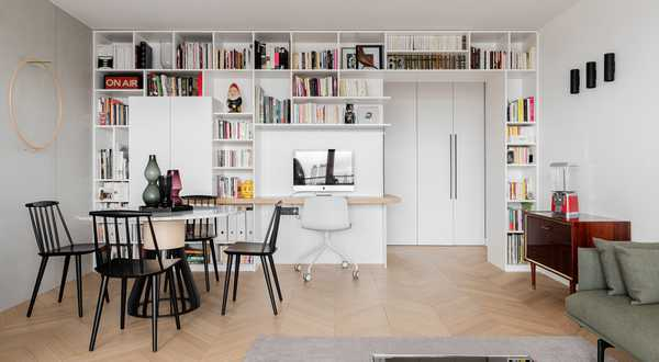 Renovation of an apartment from the 60s