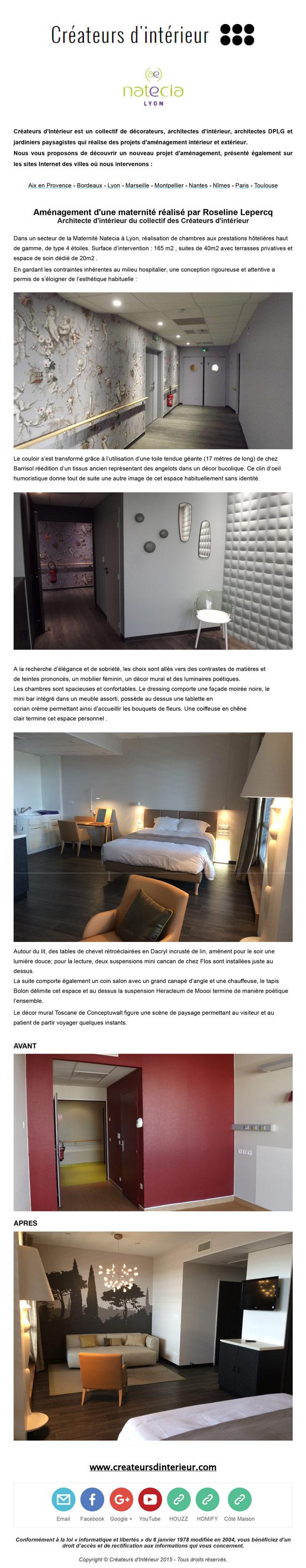 Architecte D Intérieur Paris 8 newsletters   créateurs d'intérieur paris